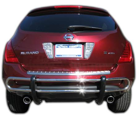 Nissan bumper guard