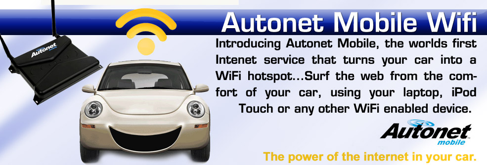 vehicle wifi and internet