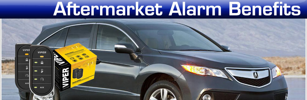 Why you need an aftermarket car alarm