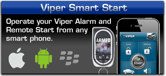 Viper Smart start, iPhone remote start