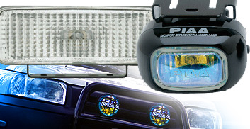 PIAA fog light and driving light installations on long island