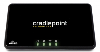 Cradlepoint wifi