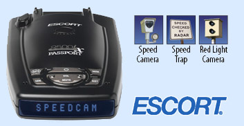escort radar detectors warn your of radar, laser, and red light cameras. Movin' On is an authorized escort dealer on Long Island, new York