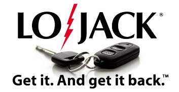 Lojack is an industry standard vehicle recovery system that gets you a discount on your comprehensive insurance