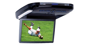 Overhead car dvd players installed on long island