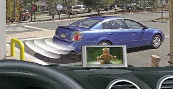 Backup cameras and sensors installed on long island new york