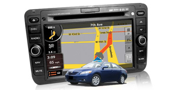 Rosen Factory replacement navigation systems