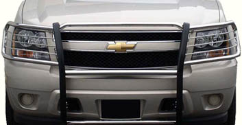 truck accessories such as brush guards and rainguards installed on long island in new york