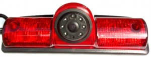Nissan NV Brake Light Backup Camera