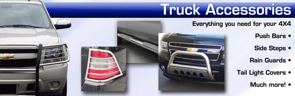 Side steps and nerf bars for your truck installed in New York on Long Island Nassau County