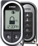 Viper 2-way car alarm with remote start